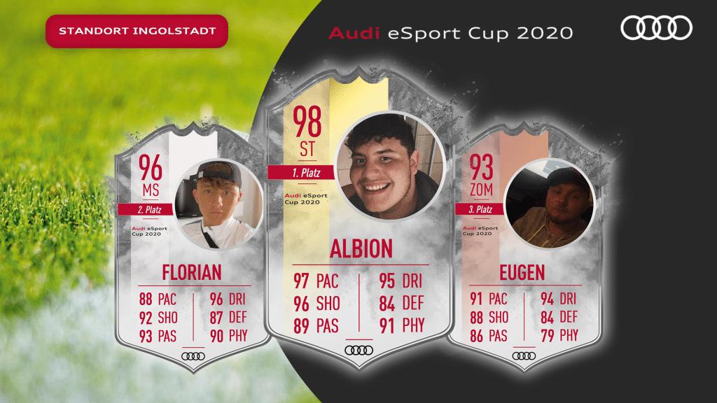 Audi eSport Cup - Ingolstadt